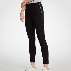 Ann Taylor Black Chelsea Skinny Pant